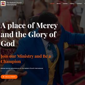 WebWab - The Radiant Church International